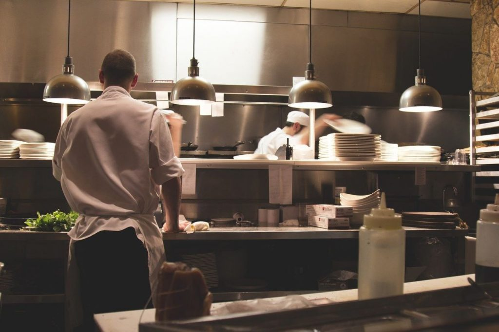 Pest control advice for restaurants, cafes and the food industry